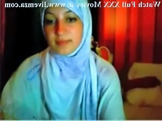 Student Cute Webcam Arab  College