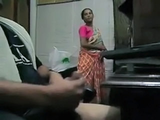 Maid Masturbating Indian