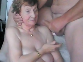 Older Homemade Facial Amateur Amateur Cumshot Grandma