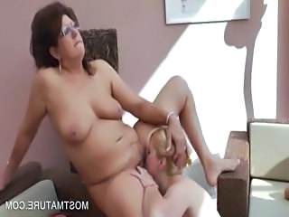 Chubby Glasses Lesbian Ass Licking Chubby Ass Chubby Mature