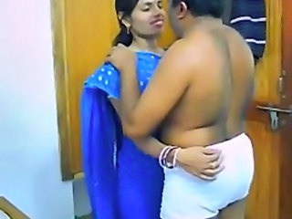 Indian Couple On Their Honeymoon Sucking And Fucking
