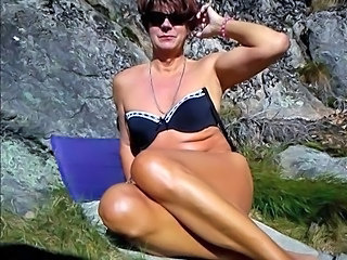 Mature Outdoor Amateur