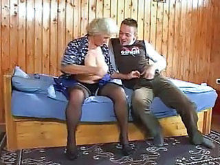 Old And Young Mom Stockings Granny Sex Granny Stockings Granny Young