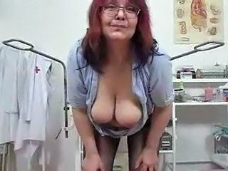 Red head oustanding boobies slut expand her haired piss tunnel