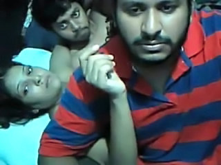 Indian Student Webcam College