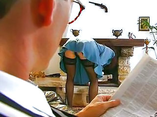 Upskirt Italian Maid European Italian Stockings