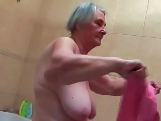 Bathroom Natural Homemade Amateur Amateur Big Tits Bathroom