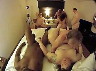 Orgy Groupsex Older