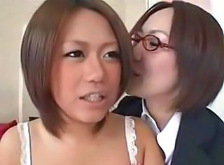 Japanese Slut loves Cunt Cock and Squirting (Uncensored)