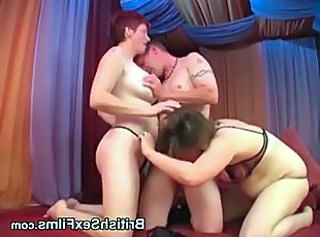 Threesome Amateur Chubby