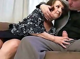 Old And Young Blowjob Granny Sex Granny Young Old And Young