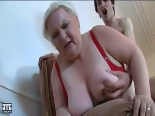 Old And Young Mom BBW