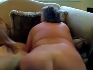 Older bbw wang plugged