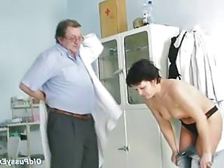 Doctor Older Doctor Mature Gyno Older Man