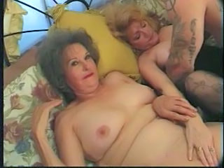 Threesome Hardcore Granny Cock Threesome Hardcore