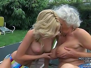 Old And Young Outdoor Big Tits Big Tits Lesbian Old Young Old And Young