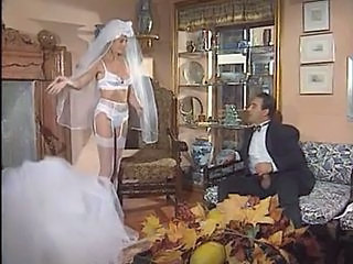 Bride Stockings Vintage European French French Milf