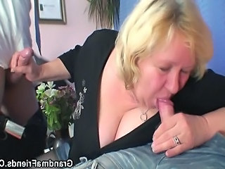 Old And Young Threesome BBW Bbw Blowjob Bbw Mom Bbw Tits