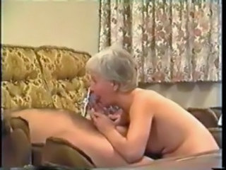 Outstanding Blowjob by Mature Woman