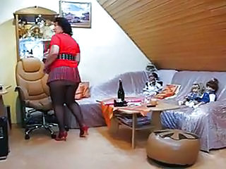 Pantyhose Mature Amateur