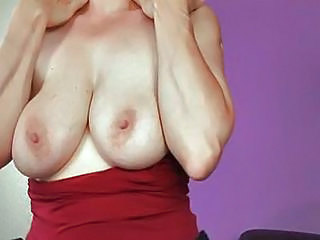 Granny Plays With Herself And A Man, Very Wet