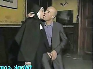 Kissing Nun Uniform Huge Huge Cock