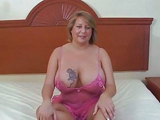 Silicone Tits Mature Natural