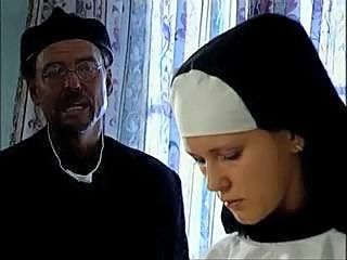 Nun MILF Uniform