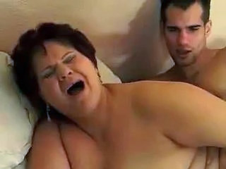 Old And Young Mom BBW Anal Mom Bbw Anal Bbw Mom