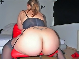German Ass BBW