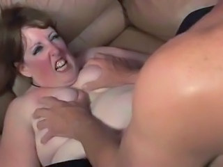 bbw granny in action on bed
