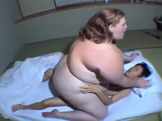 SSBBW Riding Mature