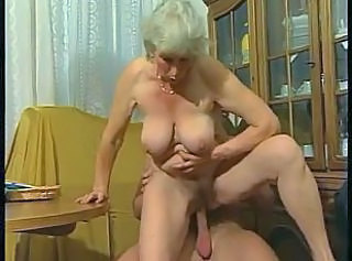 Riding Natural Old And Young Granny Young Old And Young Riding Tits