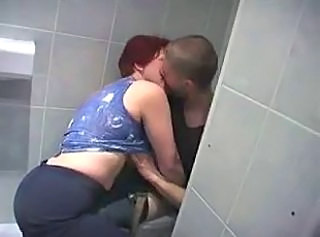 Toilet Kissing Amateur
