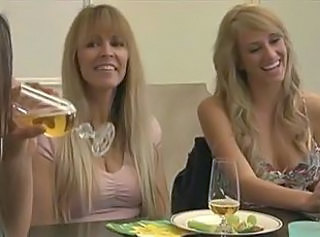 Raylene and Brett Rossi _: big boobs lesbians old+young