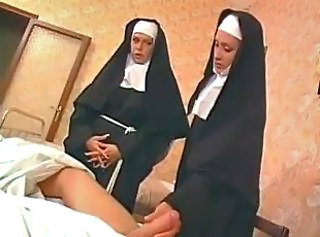 Two Hardcore Nuns