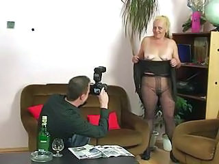 Casting Drunk Pantyhose Casting Mom Dirty Old And Young