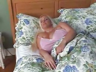 Sleeping Big Tits MILF