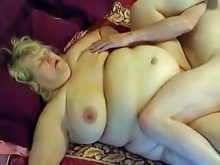 BBW Old And Young Mom