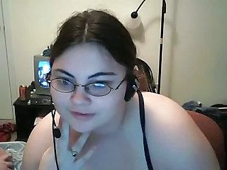 Webcam BBW Glasses