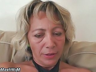 Mature Wife Mother