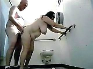 Toilet Older Mature