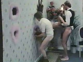 Divertido Vintage Gloryhole