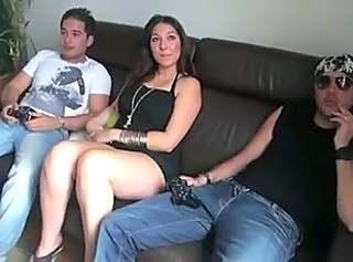 Threesome French European