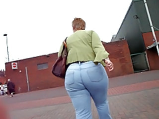 Public Jeans Outdoor Jeans Ass Outdoor Public