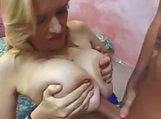 Mature Squirt + Cream Pie