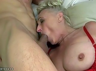 Blowjob Nipples Granny Sex