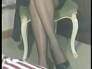 Legs Stockings Vintage Stockings