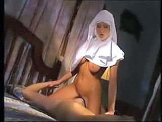 Nun maintains a sick person