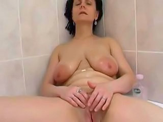 Saggytits Bathroom Mature
